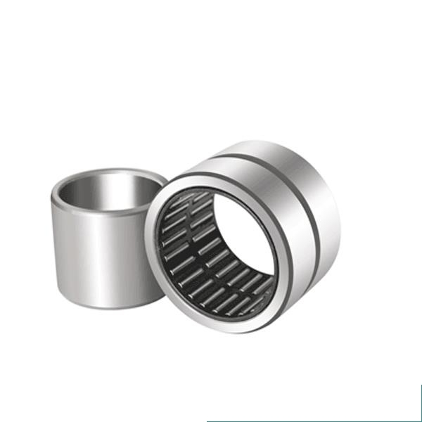Needle Roller Bearings With Machined Rings With An Inner